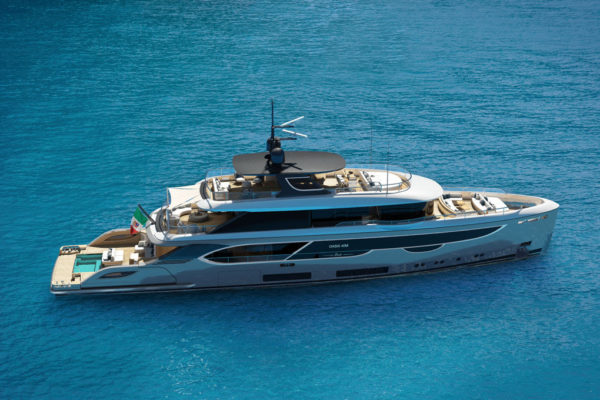Benetti sells two 40m yachts