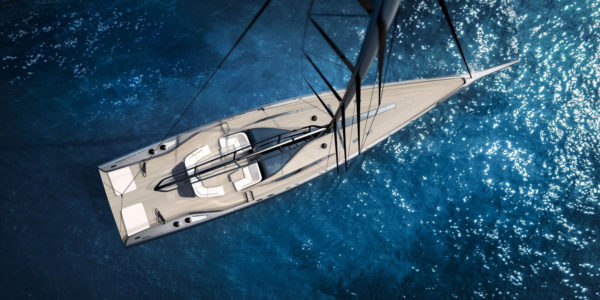 Wally designs innovative new sailing yacht