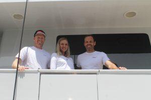 Crew Eye: Bahamas bound