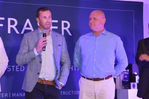 Monaco19: Two captains share Fraser's top charter honor