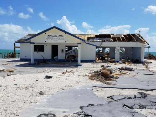 Website reports status of Abaco businesses, services