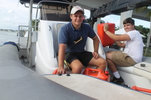 Yacht transports chefs to feed thousands after Hurricane Dorian