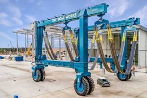 The Boat Works adds lift