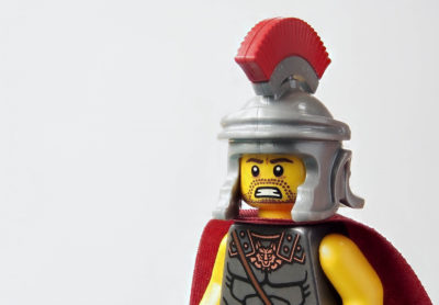 Taking the Helm: Roman centurions could teach  modern leaders a thing or two
