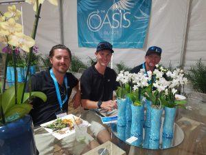 FLIBS19: Tucked away Oasis treats crew