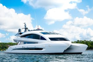Latest news in the brokerage fleet: Royal Falcon One listed
