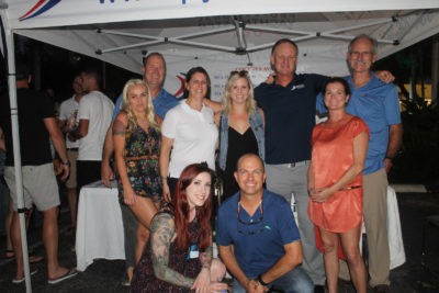 FLIBS19: PYT hosts annual parking lot party