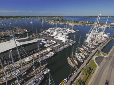 Safe Harbor acquires Newport Shipyard