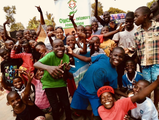 Donations of used yacht goods help orphans in Uganda