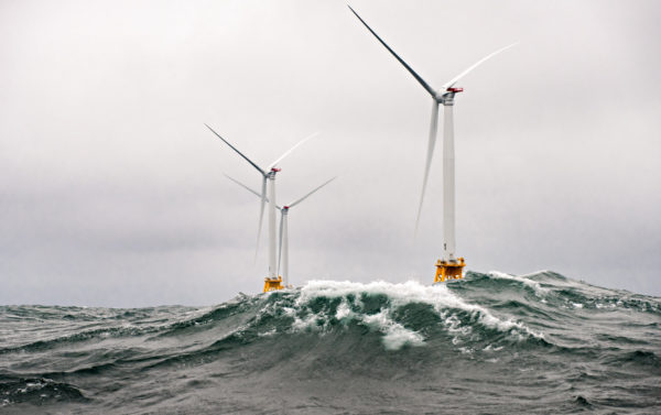Ørsted, GE announce plans for wind farms off U.S. coast