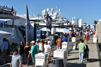 FLIBS19: Visitor traffic good at Fort Lauderdale show, say captains