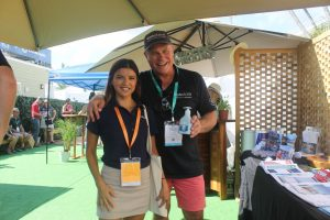 FLIBS19: Eco-friendly products work to clean the ocean