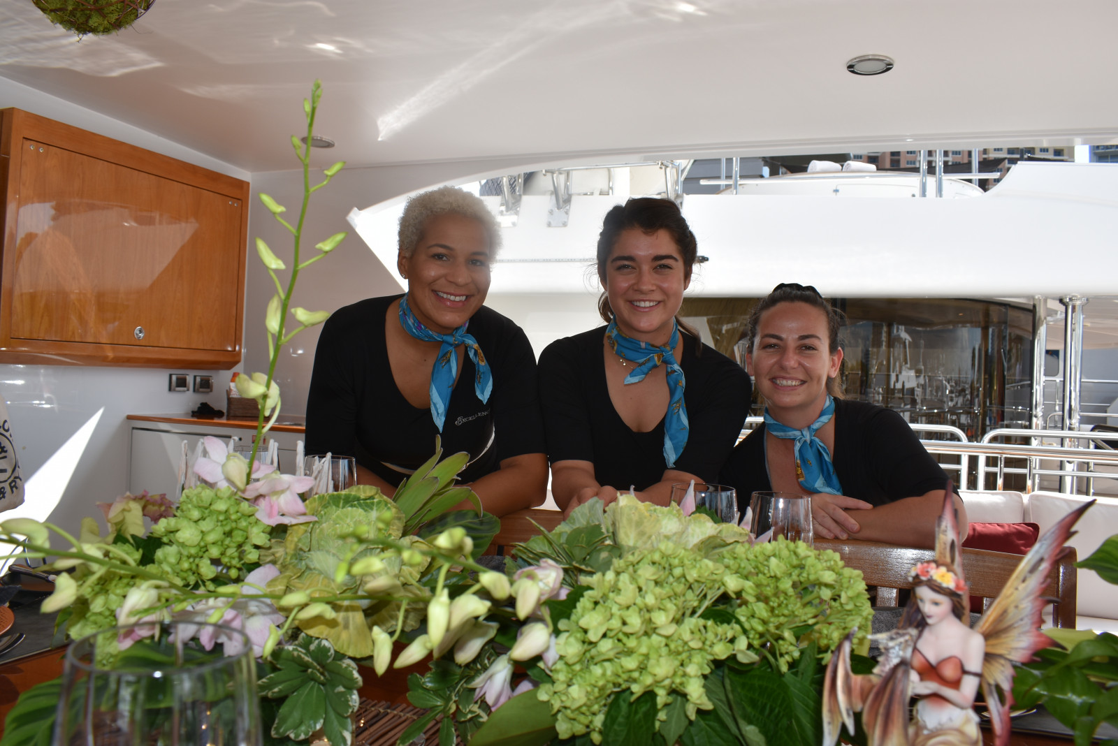 FLIBS19: M/Y Excellence excels in interior contest