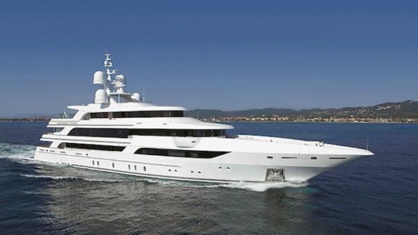 News in the brokerage fleet: New 67m Heesen, Waku sell