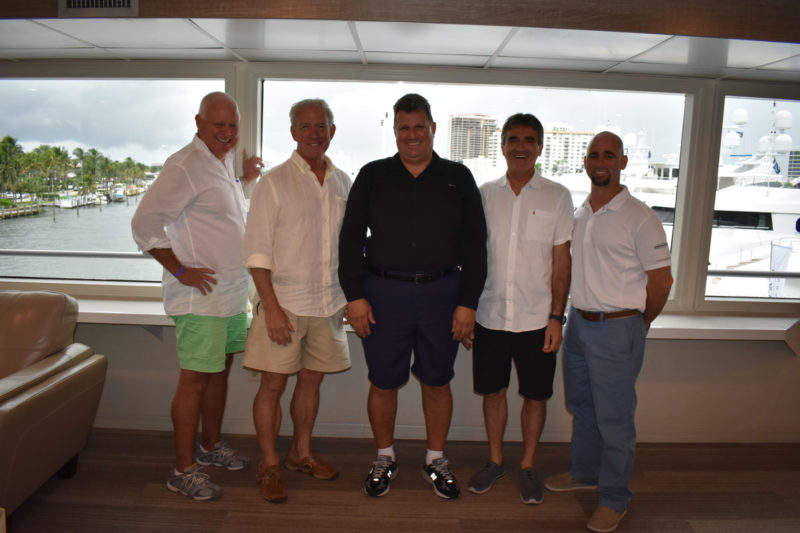 From the Bridge: Captains' legacies continue to be created