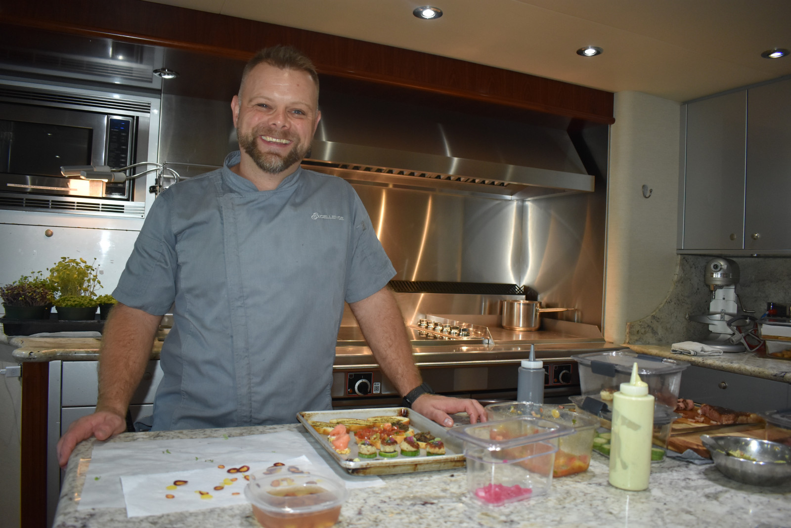 FLIBS19: Guests get treats as chefs compete
