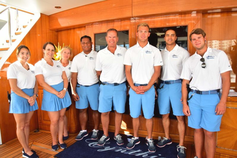 FLIBS19: Crew shine as show gets busy over the weekend