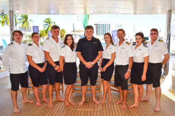 FLIBS19: Crew, yachts look their best