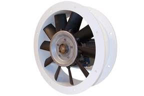 Delta 'T' debuts Eruo-style axial replacement fan