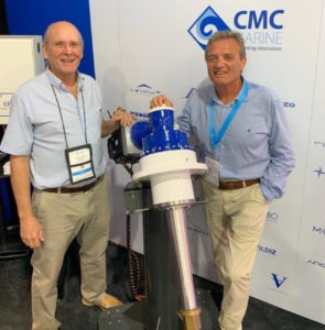 CMC Marine has new international team