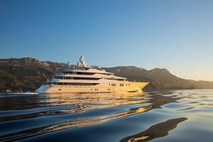 News in the charter fleet: Eminence joins Worth Avenue