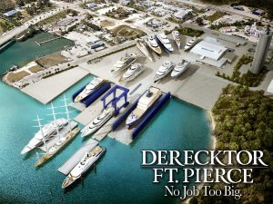 Derecktor Ft. Pierce orders 1,500-ton mobile boat hoist