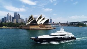Foreign yachts now can charter in Australia