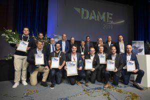 New take on old life buoy wins 2019 DAME award