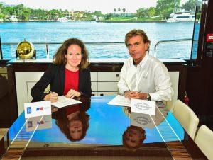 Sunseeker, Rolls-Royce partner on MTUs