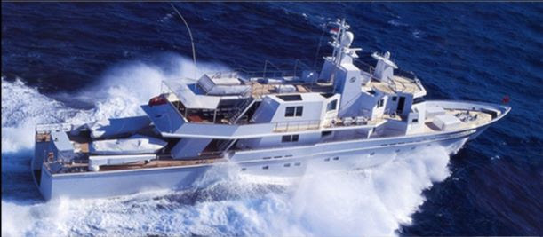 Latest news in the brokerage fleet: Gitana sells; Huntress, Loon listed