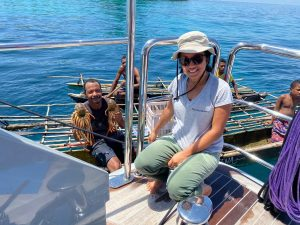 Crew Eye: Haggling for bugs in the South Pacific