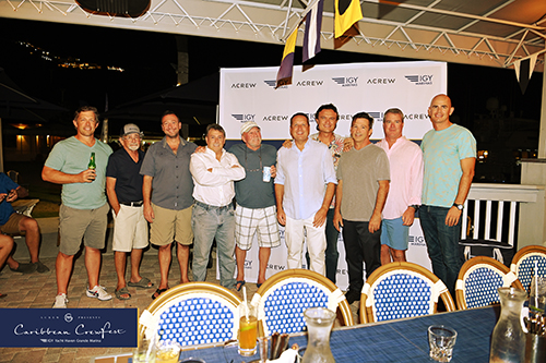 Yacht crew compete, learn in Caribbean Crewfest