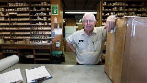 Longtime Derecktor parts manager Richard 'Dickie' Doolin dies