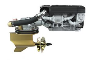 Volvo Penta's IPS now available for semi-displacement yachts