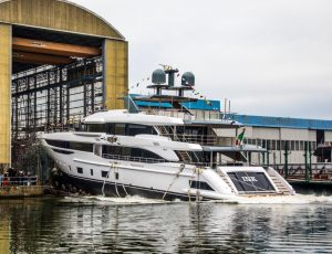 Benetti launches first Diamond 145 unit