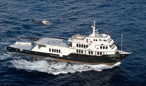Latest in the brokerage fleet: Global sells; Elements listed