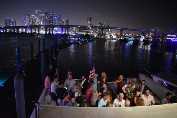 Miami20: ISS hosts members aboard Usher