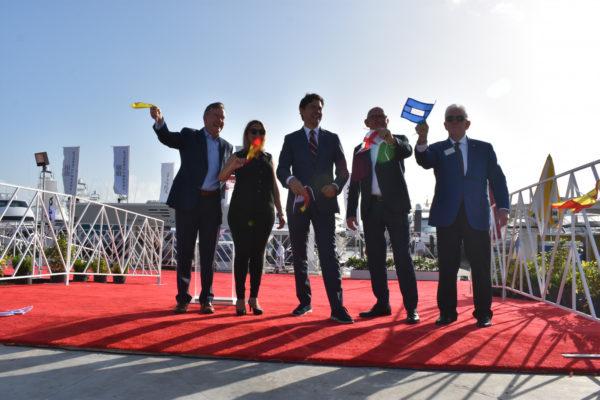Miami20: Dignitaries open Miami Yacht Show