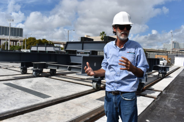 New shiplift in, construction underway at RMK
