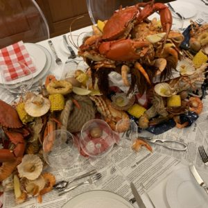 Top Shelf: Low Country Boil hit in Papua New Guinea