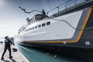 Damen launches Blue Ocean support vessel