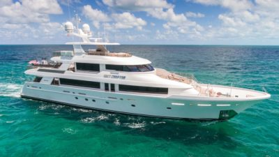 Latest in the brokerage fleet: Next Chapter sells; Christianne B listed
