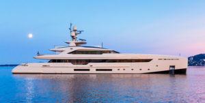 Hull No. 3 of Tankoa 50m series sold