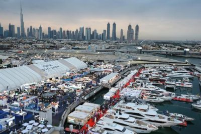 Dubai show postponed