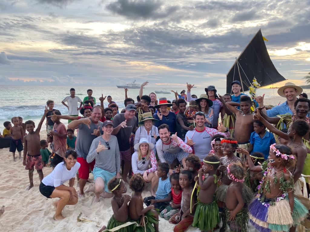 Top Shelf: Pig roast tops off trip to Papua New Guinea