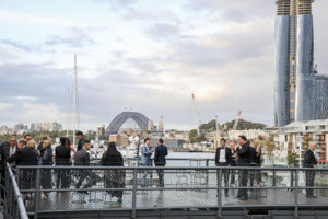Superyacht Australia's inaugural soirée attracts yachts, guests
