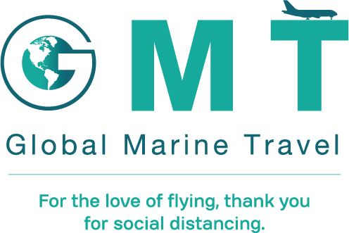 GMT alters logo to support social distancing
