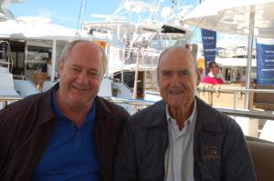 Longtime president of yacht yard Merrill-Stevens dies