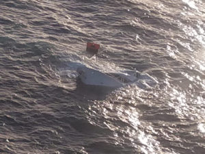 Yacht sinks off California, crew safe