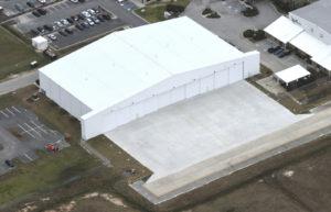 Sheltair opens hangar in Savannah